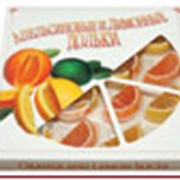 """Мармелад """"Апельсиновые и лимонные дольки"""" фото"""