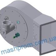 Горелка комбинированная газовая, жидкотопливная с рециркуляционным устройством ГГРУ-3500 фото
