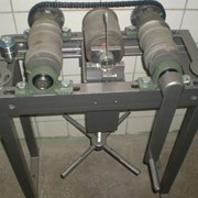 Трубогиб ручной универсальный для гибки трубы в кольцо фото