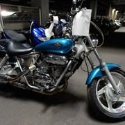 Мотоцикл чоппер No. B5699 Honda MAGNA 250 фото