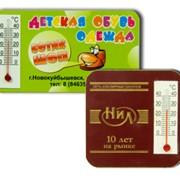 Магниты-термометры фото