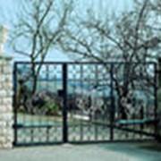 Автоматика для ворот фото
