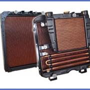 Радиатор водяной КамАЗ 5320-1301010 фото