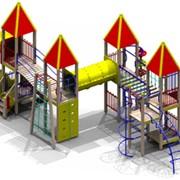 Детские игровые комплексы от 7 до 12 лет фото