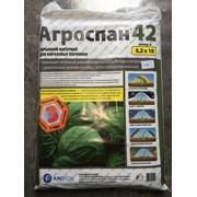 "Укрывной материал ""Агроспан 42"" 3.2х10 фото"