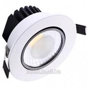 Светодиоды точечные DOWNLIGHT LED DLA021 5W 6000K фото