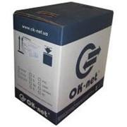 Кабель сетевой UTP 305м OK-Net (КПВ-ВП (100) 4х2х0,48) фото
