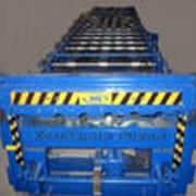 Линия автоматическая для производства профнастила Н60 фото