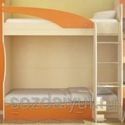 """Двухъярусная кровать """"Бемби 4"""""""
