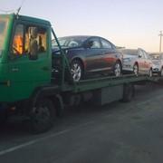 Перевозки автомобилей по Украине фото