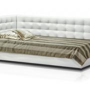 Кровать Эрика (угловая) Базовый размер: 217 x 107 h 93 см. фото