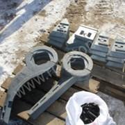 Лопатки в бетоносмеситель JS1000 фото