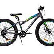"Велосипед Stels Navigator-470 MD 24""+,13.5"", антрацитовый, арт. V010 фото"