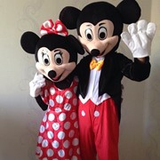 Микки Маус и Мини Маус фото