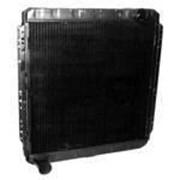 Радиатор охлаждения 3-х рядный ЛИАЗ 5256-1301010 ШААЗ фото