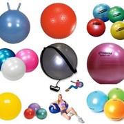 Ремонт мячей для фитнеса Производитель: Sveltus (Франция), Joerex (Китай),Reebok (США),Togu (Германия). фото