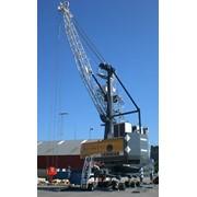 Пуско-наладочные работы портовой техники фото