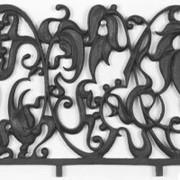 Модули, решетки для ворот, ограждений, заборов. фото