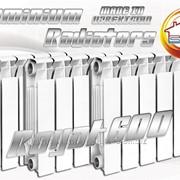 Алюминиевые радиаторы TRITON-202 фото