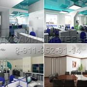 Дизайн интерьров офисных помещений фото
