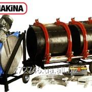 Сварочный аппарат Turan Makina AL 630. Аппарат для сварки ПЕ Труб большого диаметра фото