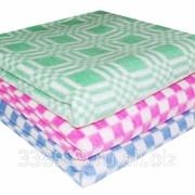 Одеяло байковое х/б 100*140 фото