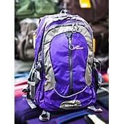 Туристический рюкзак Asiapard AL 2051 фиолетовый фото