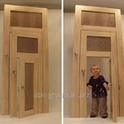 Двери - оригинальный дизайн фото