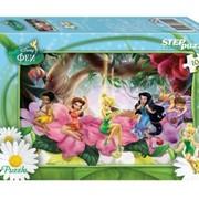 Мозаика puzzle 104 Феи Disney,арт.82110 фото