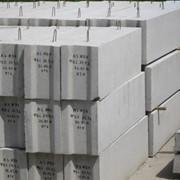 Фундаментные блоки ФБС 24.4.6т фото