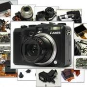 Ремонт объективов, вспышек фото
