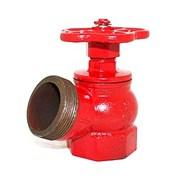 Клапан пожарного крана КПК 50-2 муфта-цапка 125 фото