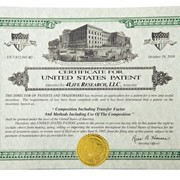 Составление и подача заявочных материалов в Патентное ведомство РФ (Роспатент) фото