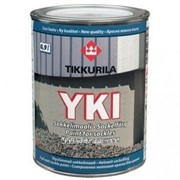 Краска для цоколей и фасадов ЮКИ Tikkurila, база С 0,9л фото