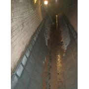 Плитка базальтовая для канализационных коллекторов фото