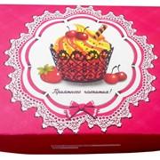 Упаковка для пирожного фото