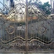 Ворота под заказ николаев рама откатных ворот чертеж
