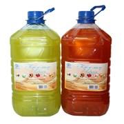Крем-мыло Queen(5 литров) в канистрах ПЭТ (5л)