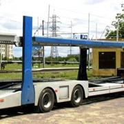 Проектирование пассажирских автобусов, полуприцепов, прицепов, специальных транспортных средств на базе грузовых автомобилей, специальных транспортных средств для коммунального хозяйства и дорожных служб фото