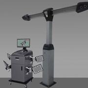 Стенд сход развал 3D Техно Вектор Т 7204 Рs фото