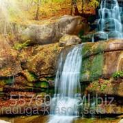 Картина по номерам Водопад-2 фото