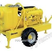 Передвижная дизельная мотопомпа JD 12-400 G10 RZD24 TRAILE Varisco для сильнозагрязненных вод до 1400 м3/час фото