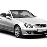 Автомобили легковые кабриолеты, Mercedes-Benz CLK Class фото