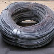 Проволока стальная от ф 1мм до 6мм Бунты фото
