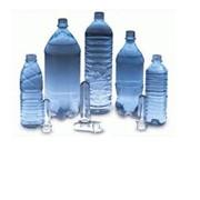 Выдувание пластиковых бутылок фото