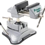 Тиски многофункциональные на присоске Pro`skit PD-376. фото
