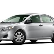 Автомобили легковые Corolla фото