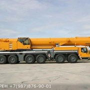 Аренда Автокрана Liebherr LTM-1250-6.1 250т фото