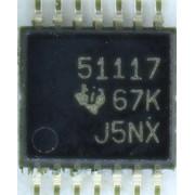 Контроллер TPS51117PWRG4 фото