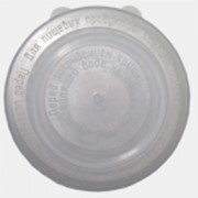 Крышка полиэтиленовая универсальная уп.350шт фото